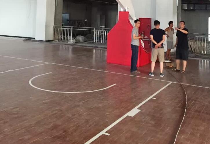 实木运动地板,运动木地板,体育馆木地板