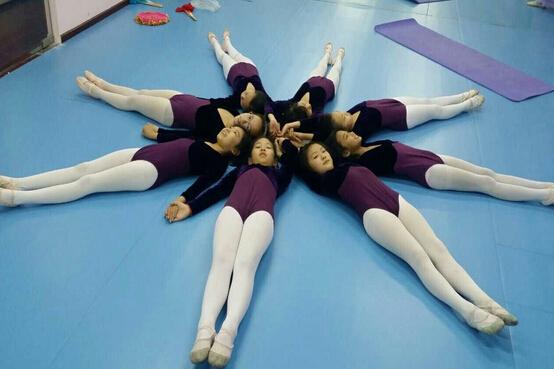 芭蕾舞蹈地胶