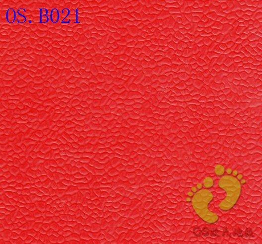 欧氏红色乒乓球地板